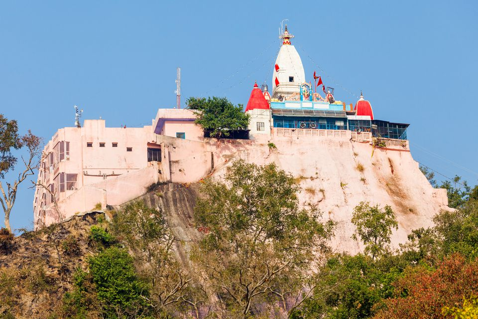 Mansa Devi temple, Haridwar.