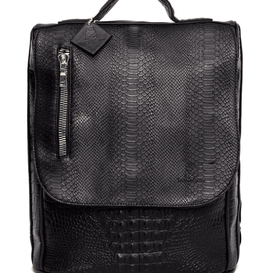 Tote & Carry Black Apollo II Backpack