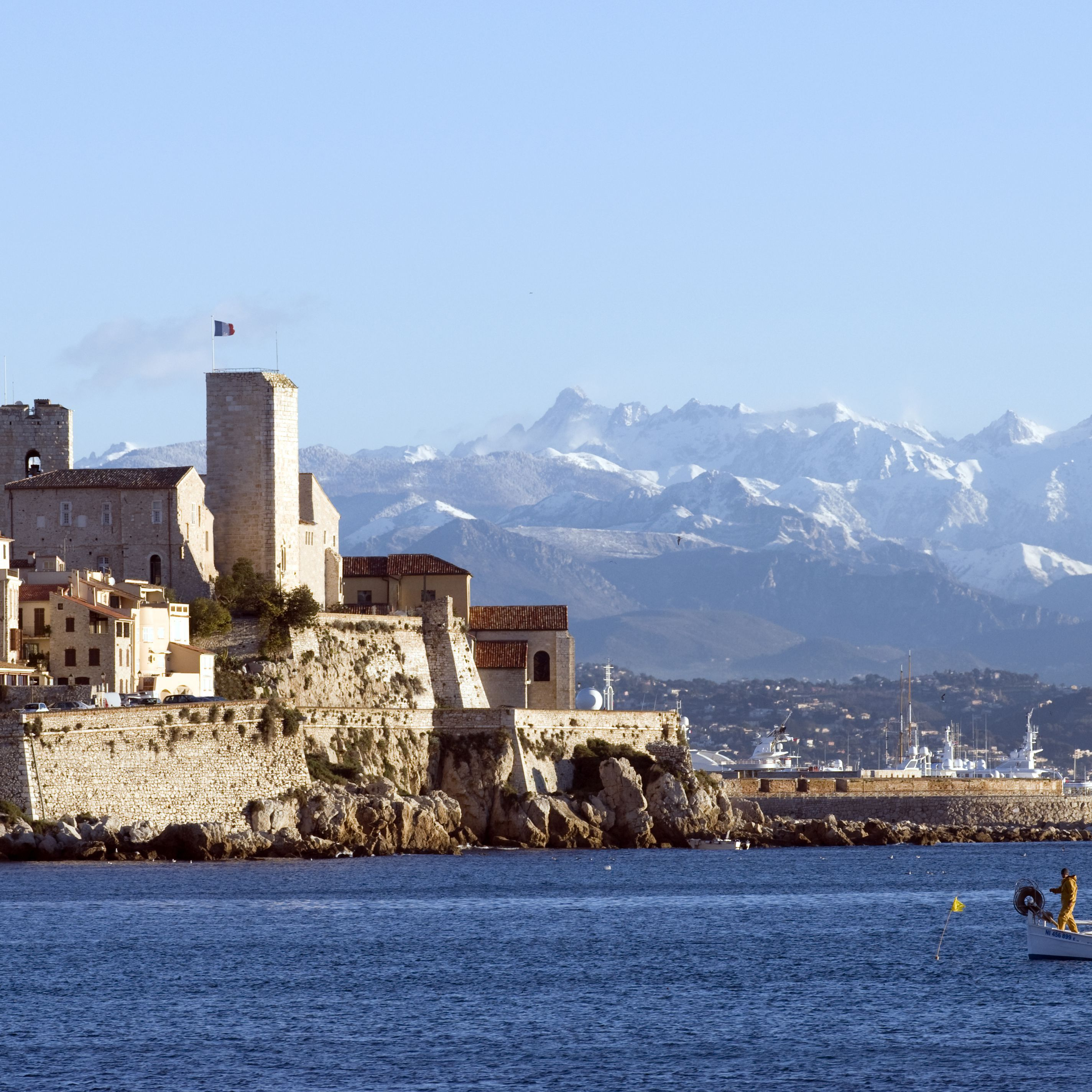 Day Trips from Nice to Nearby Towns, Islands and Sites