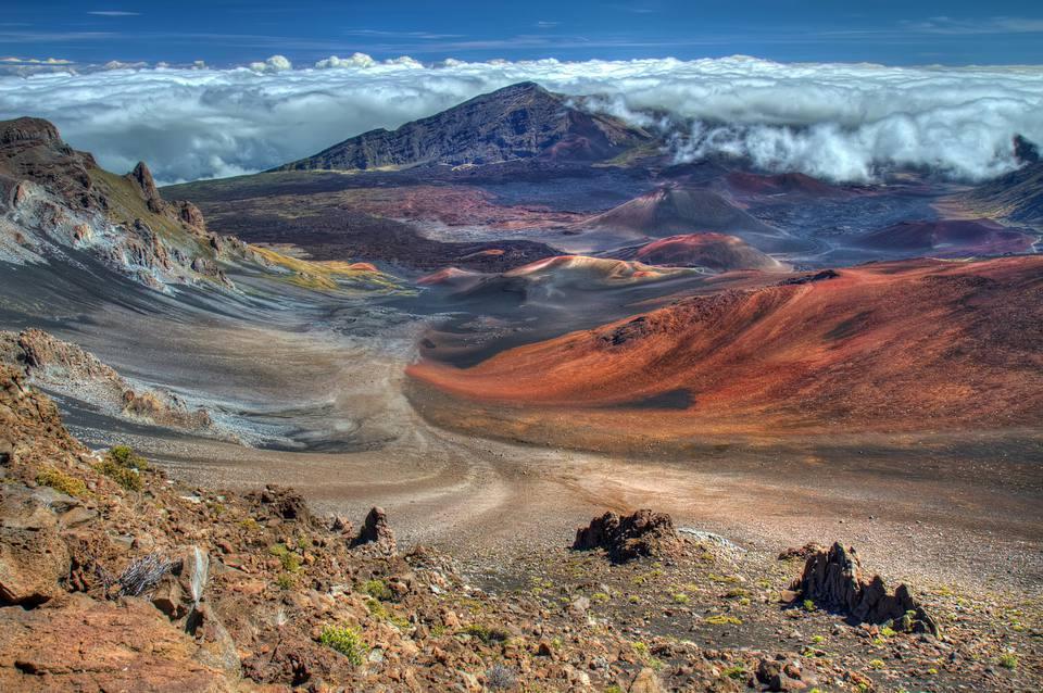 Haleakalā National Park Summit Area