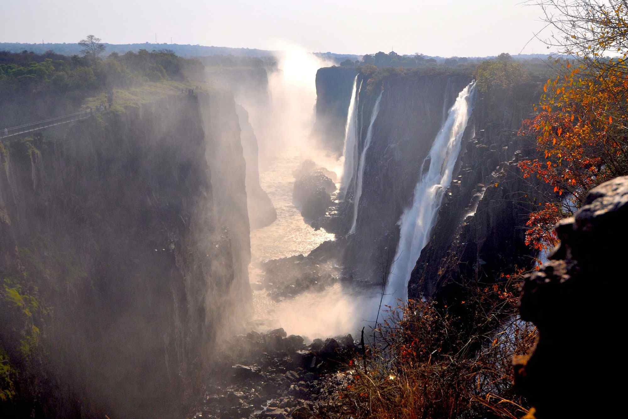 Victoria Falls, South Africa