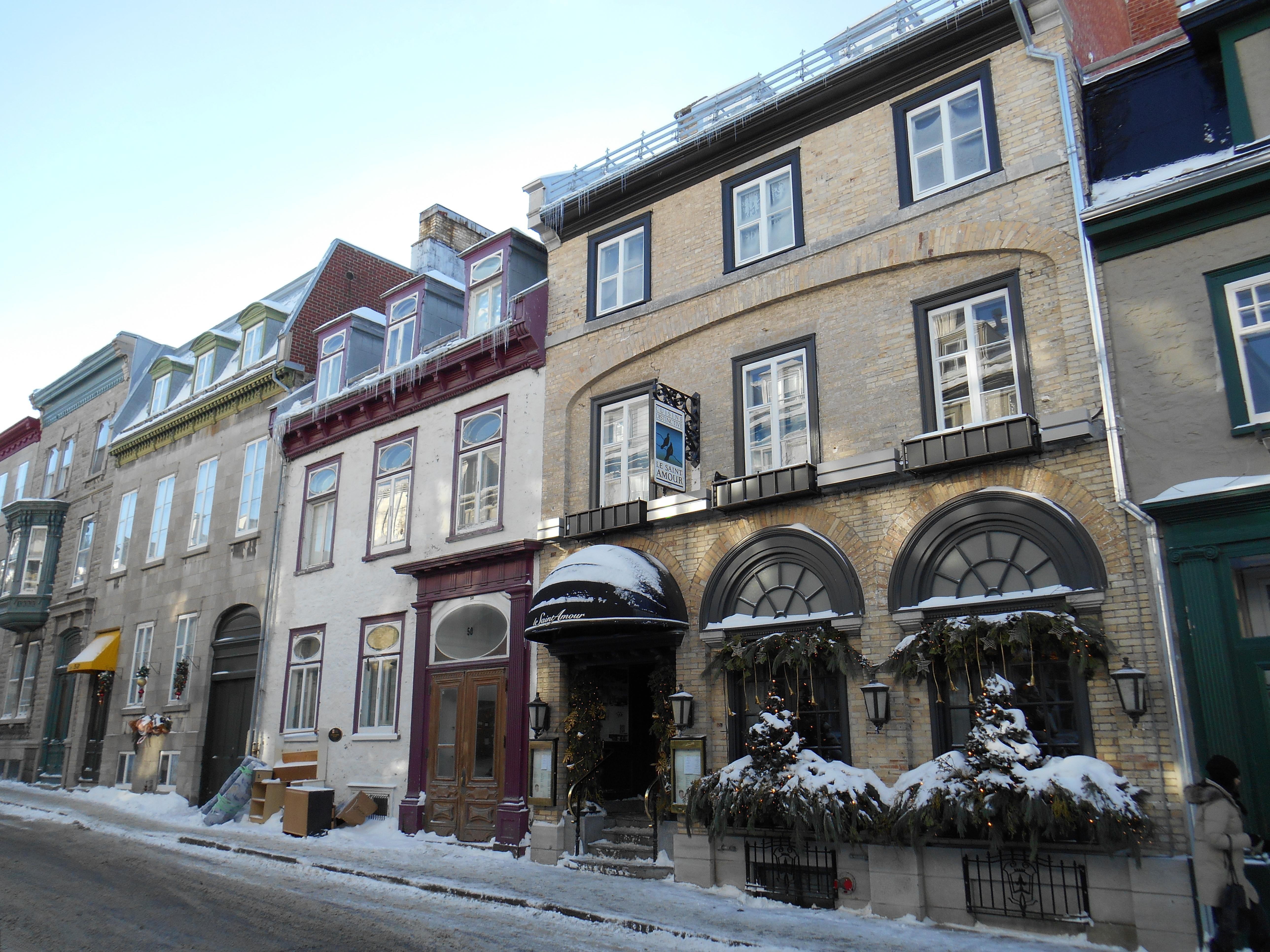 Quebec Citys Top Restaurants For Luxury Travelers