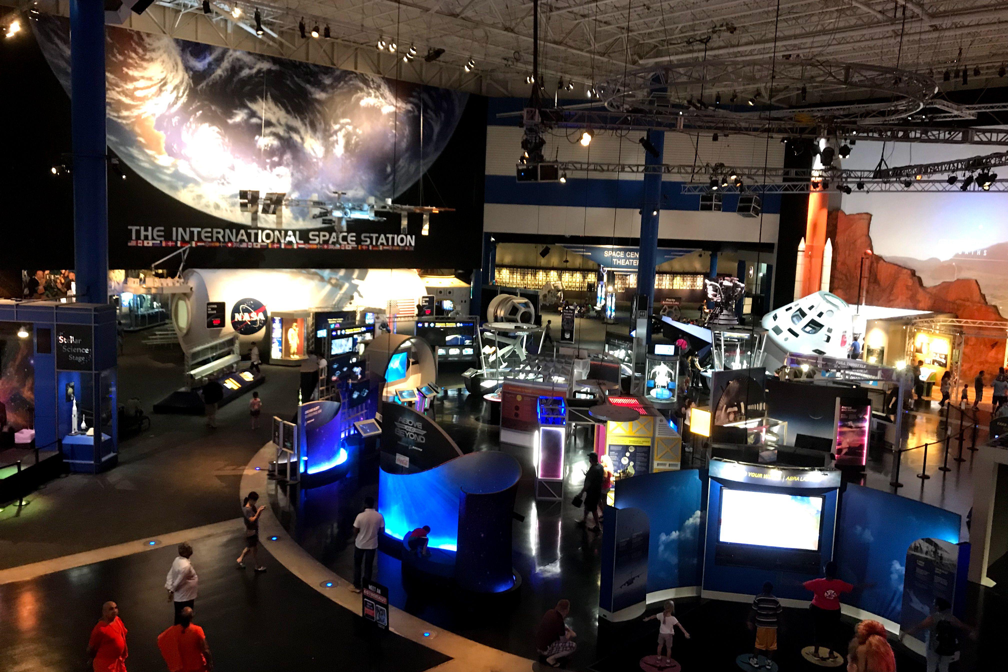 Space Center Huston