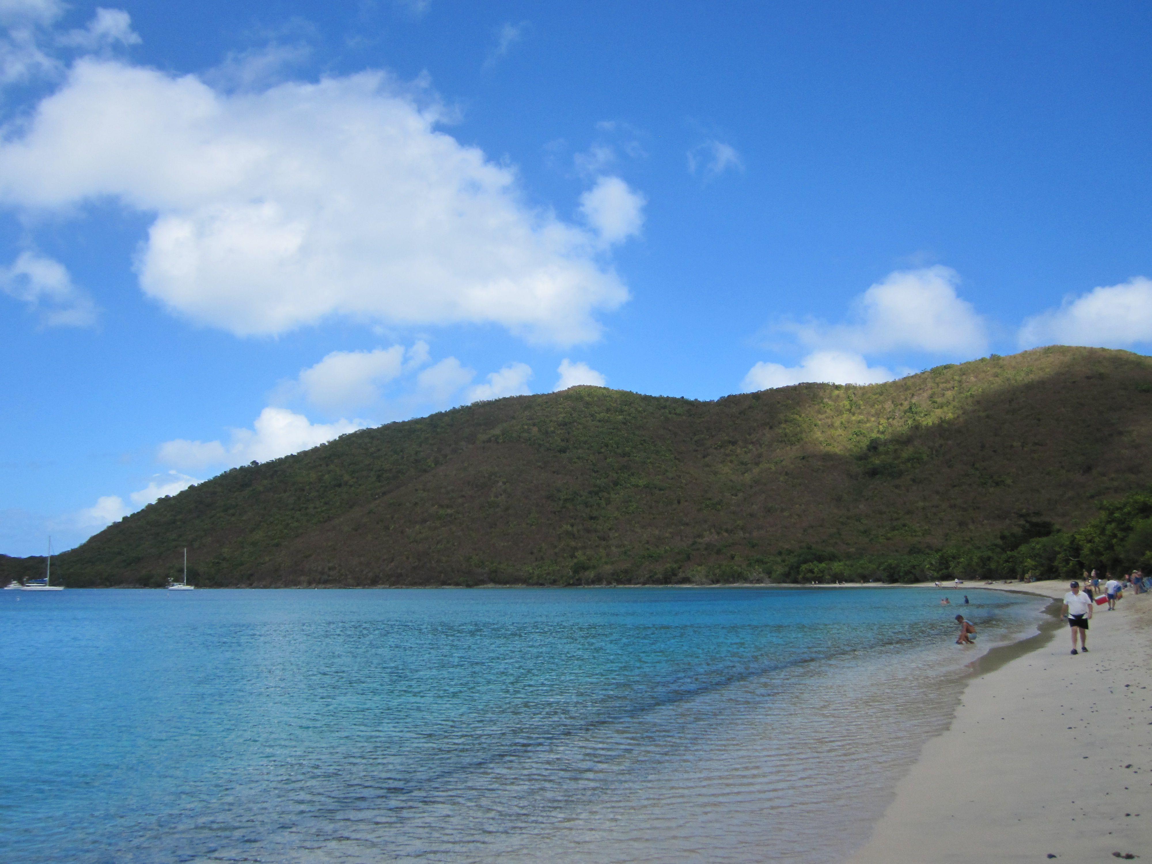 Francis Bay Beach