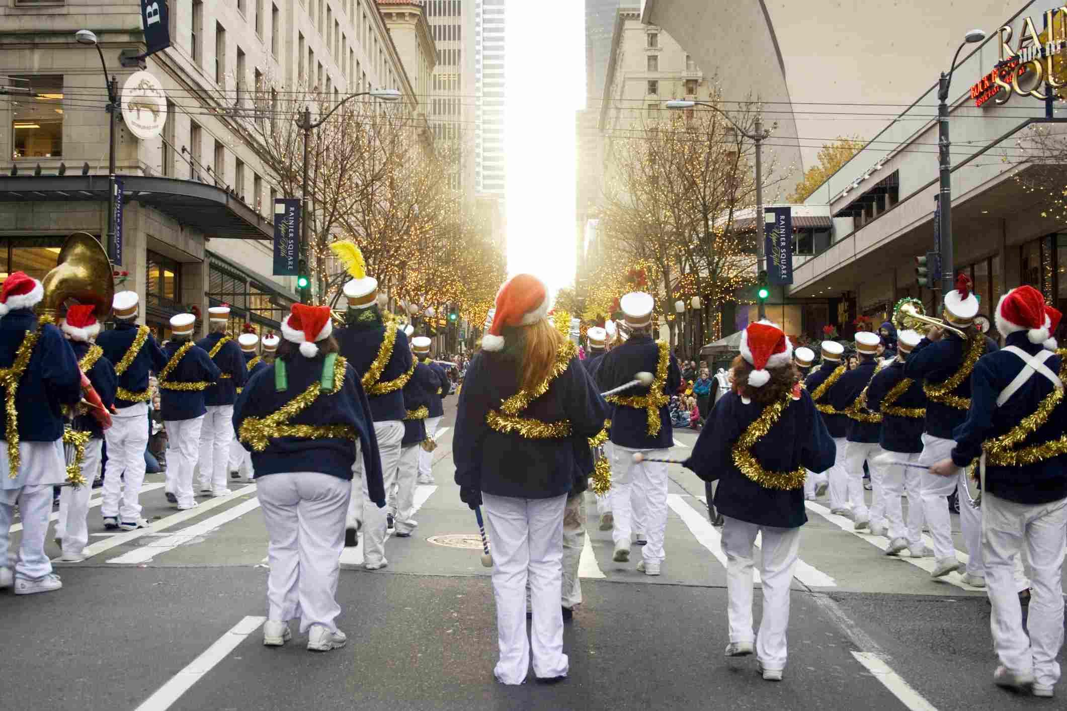 Seattle Christmas Parade