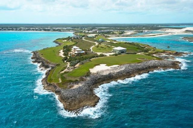 Golf at Sandals Exuma Resort, Bahamas