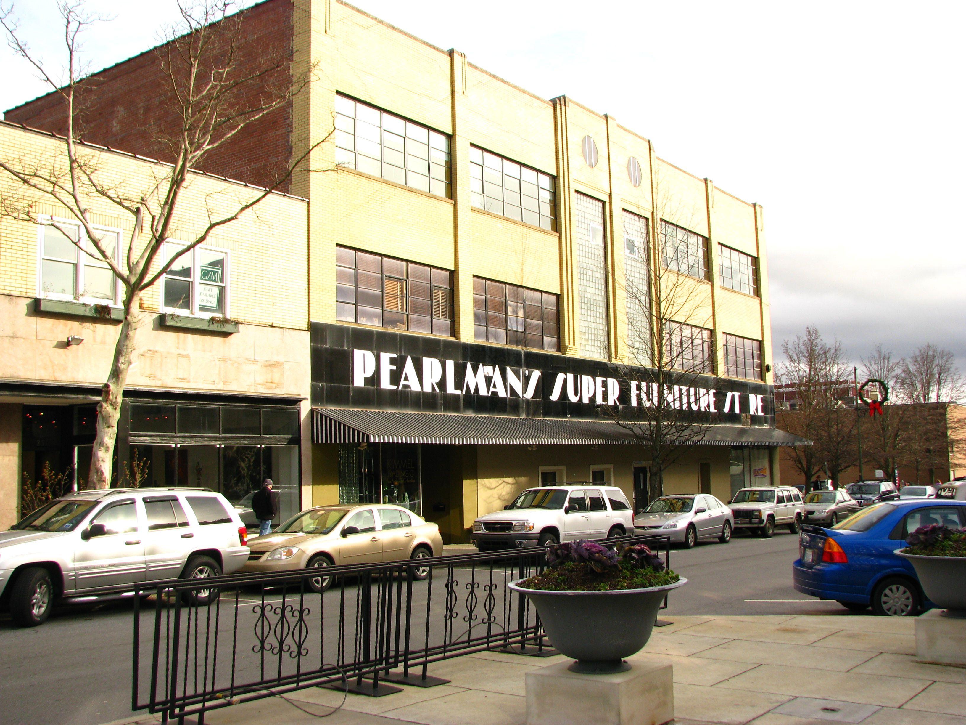 Asheville art deco architecture