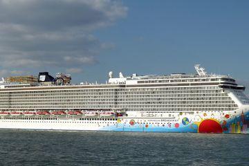 Norwegian Breakaway cruise ship