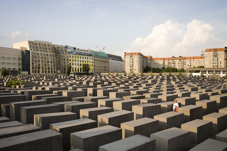 Berlin City Holocaust Memorial