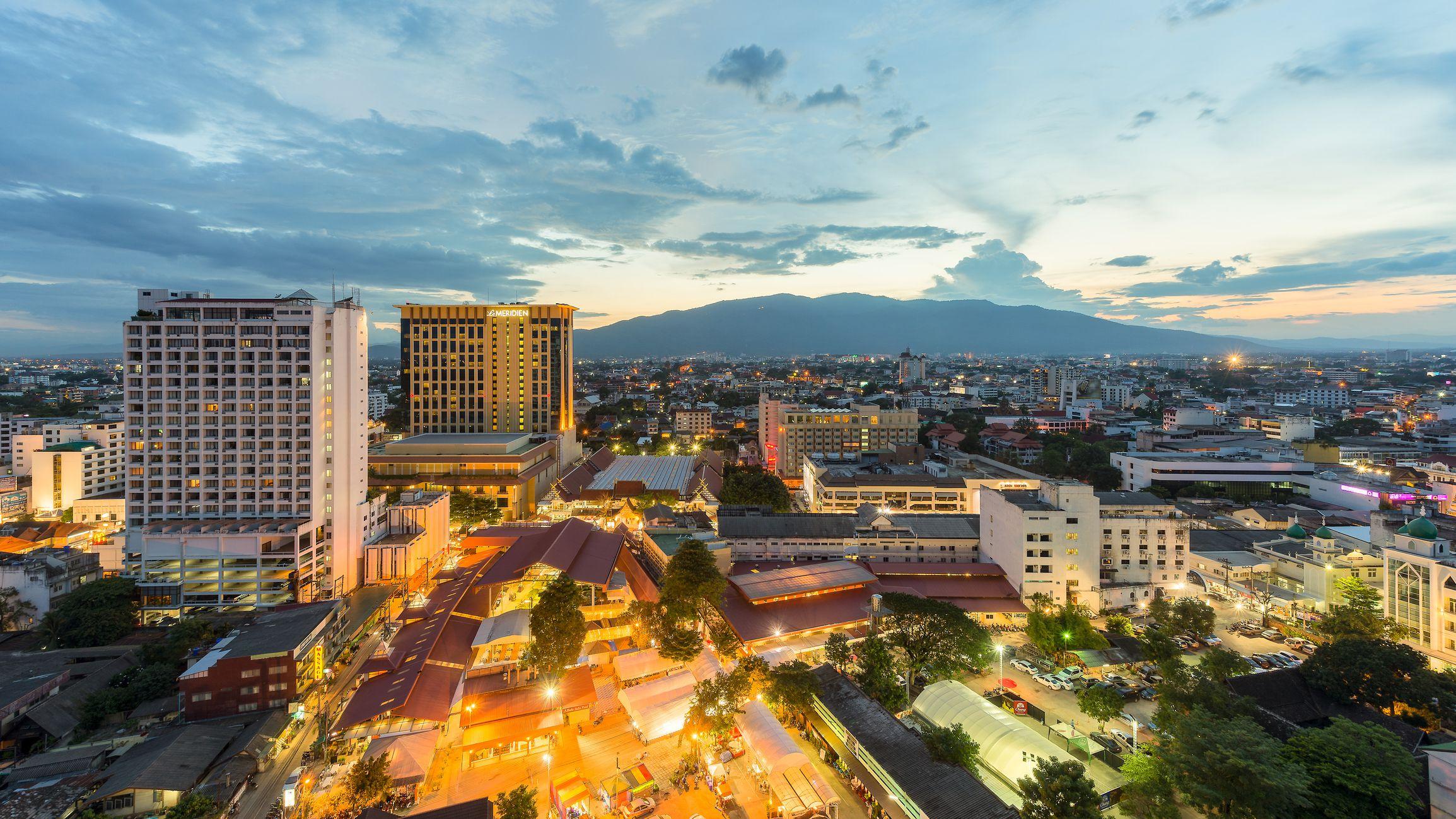 Bangkok to Chiang Mai: Buses, Trains, and Flights