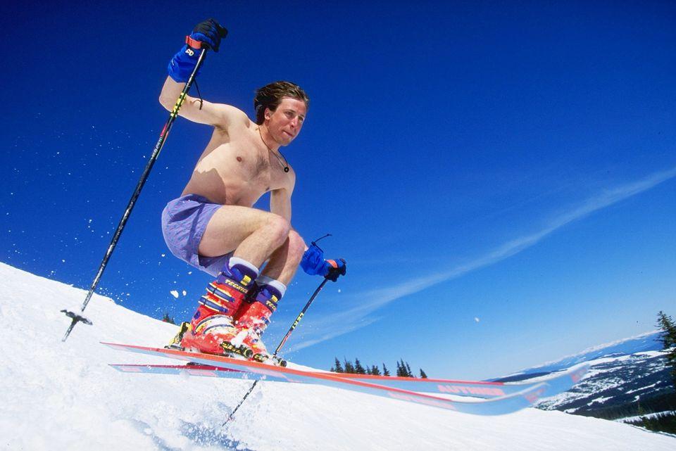 Quebec ski season 2017-2018 details.