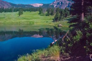 National Park in Wyoming