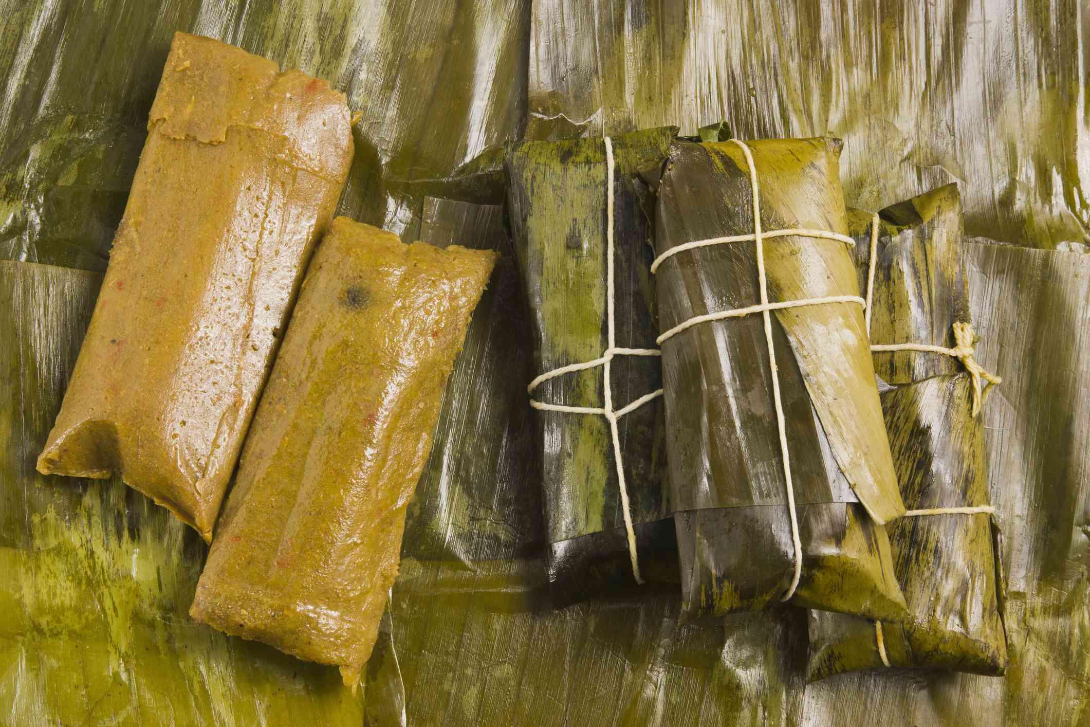 Pasteles en Hoja from Dominican Republic