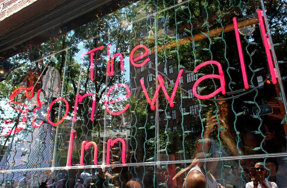 The Stonewall Inn, NYC