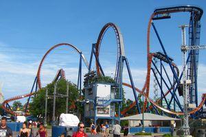 Cedar Point Valravn
