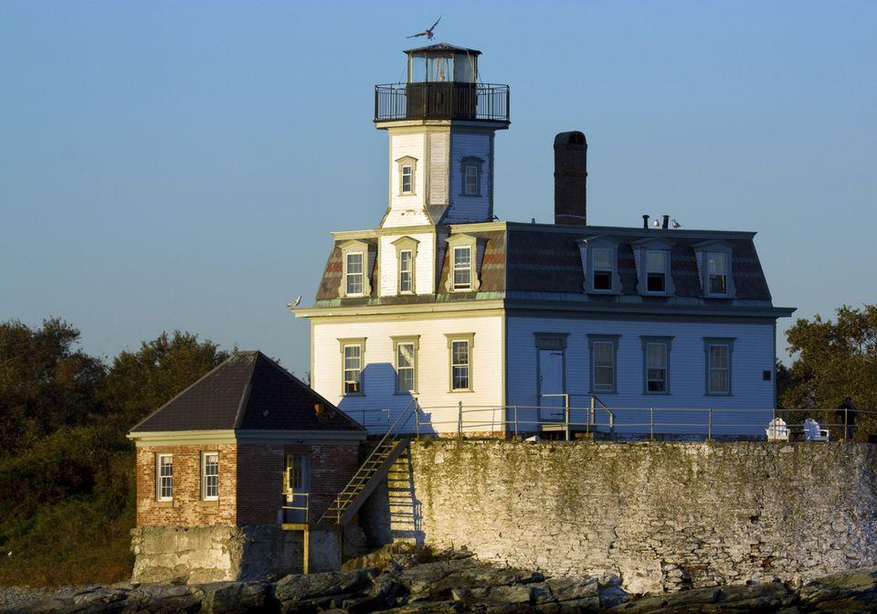 Rose Island Lighthouse Overnight Stays