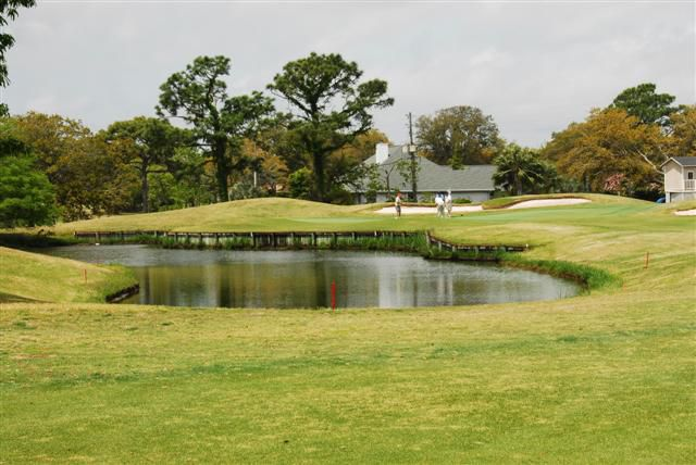 Photographs of Shalimar Pointe Golf Club - Destin - Florida