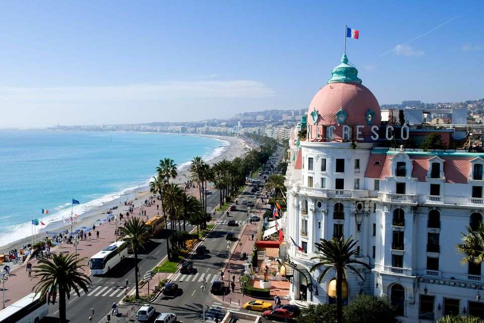 top 10 attractions in nice in the south of france. Black Bedroom Furniture Sets. Home Design Ideas
