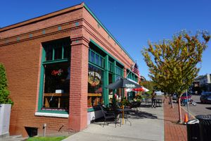 Old Town Tacoma