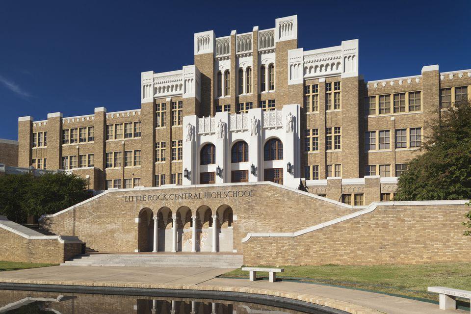 Little Rock Central High School National Historic Site, Little Rock, Arkansas
