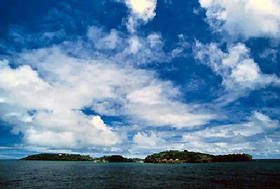 Isles de Salut