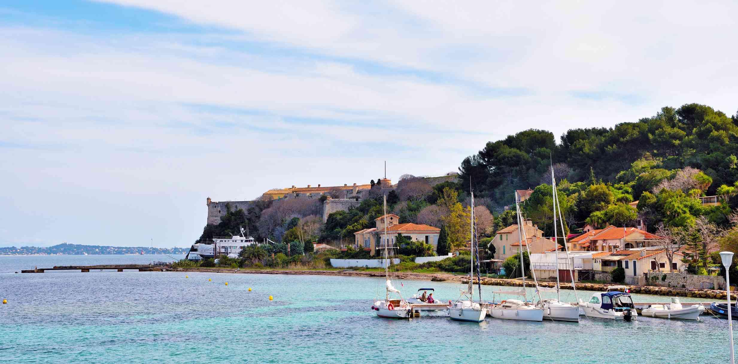 Sainte-Marguerite Island, France