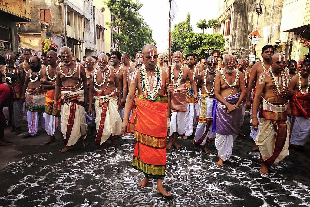 Triplicane Car Festival, Chennai