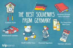 The Best Souvenirs From Germany