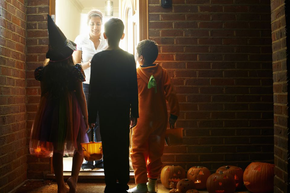 tacoma trick or treating
