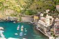 Vernazza the jewel of Cinque Terre, Italy