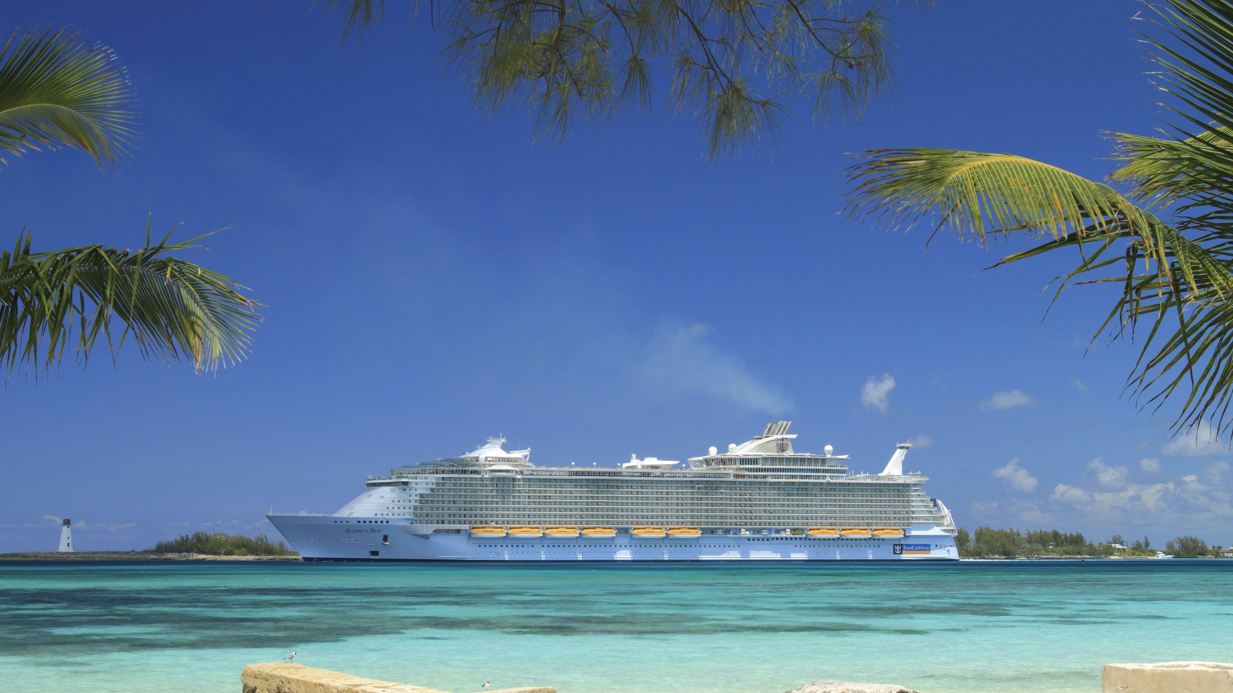 Allure of the Seas - Profile of Royal Caribbean Ship