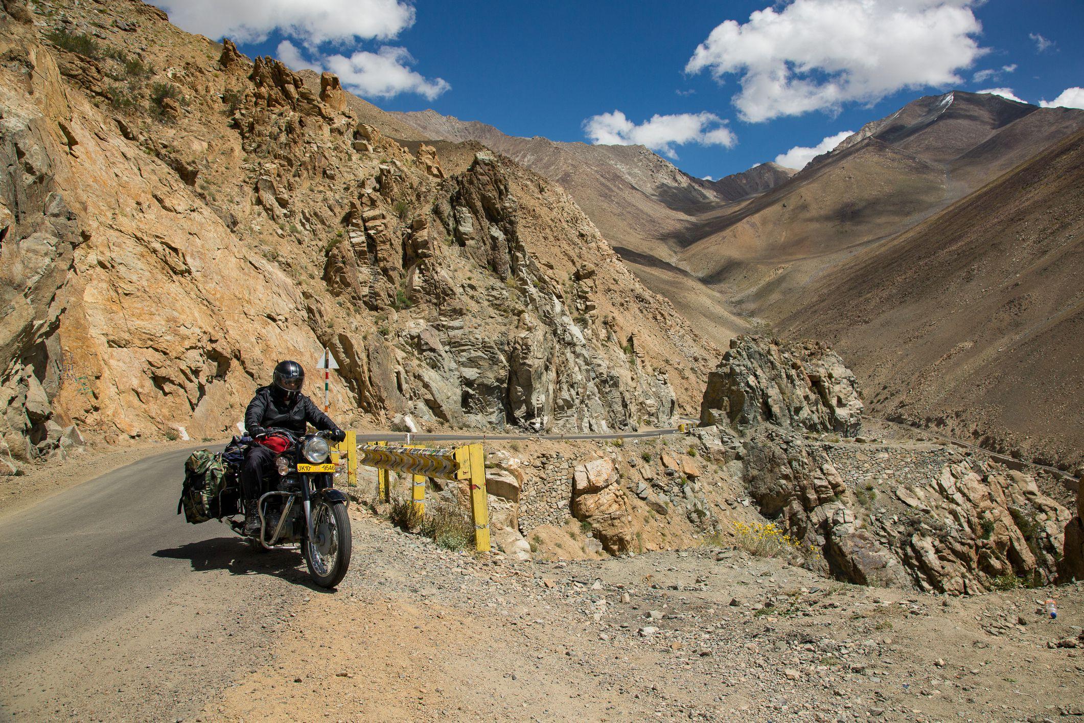 Road Transportation in Leh Ladakh