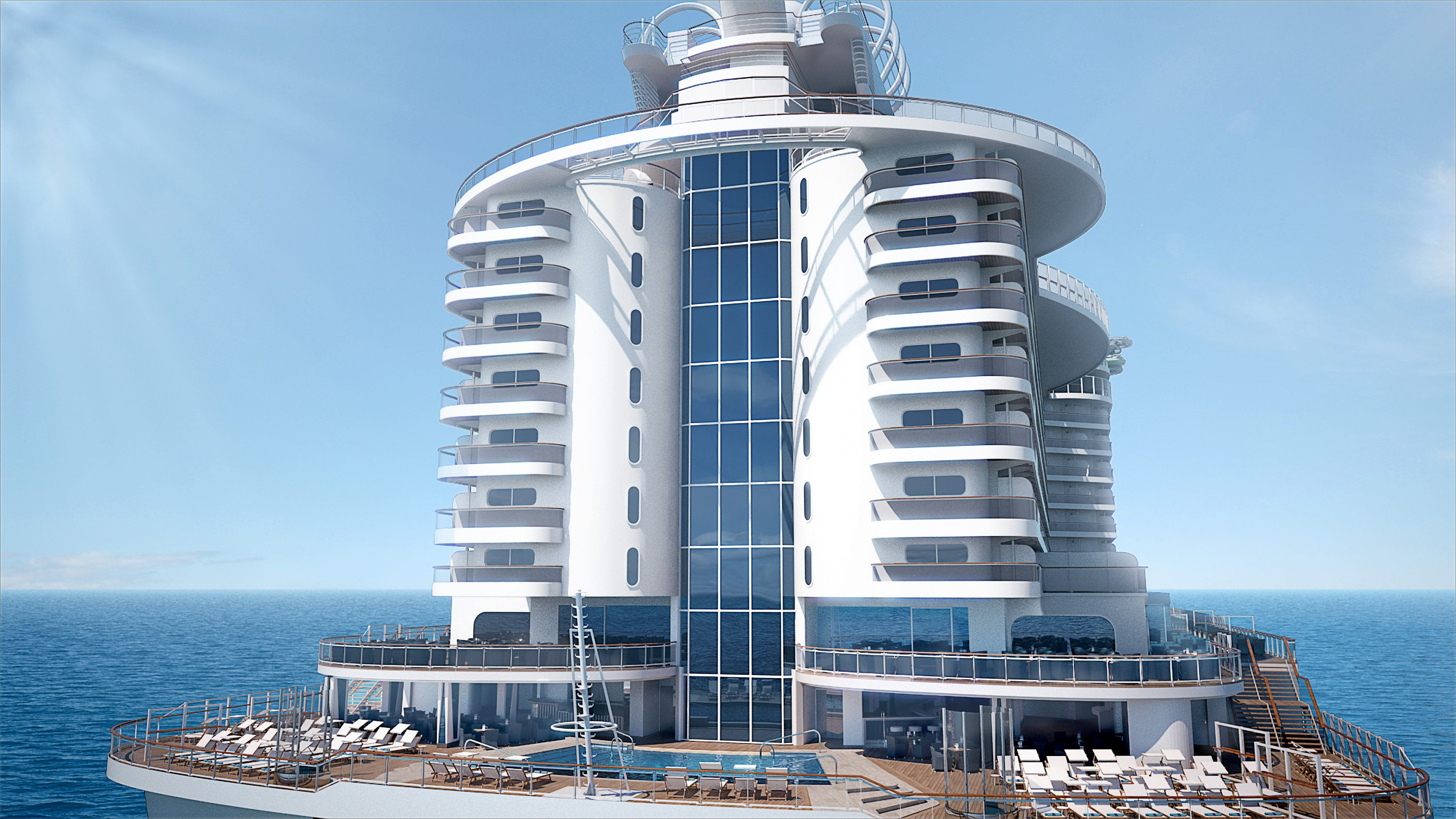 13 New Ocean Cruise Ships in 2018