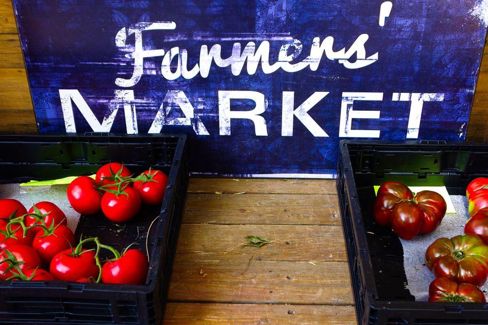 Schnepf Farms Farmers Market