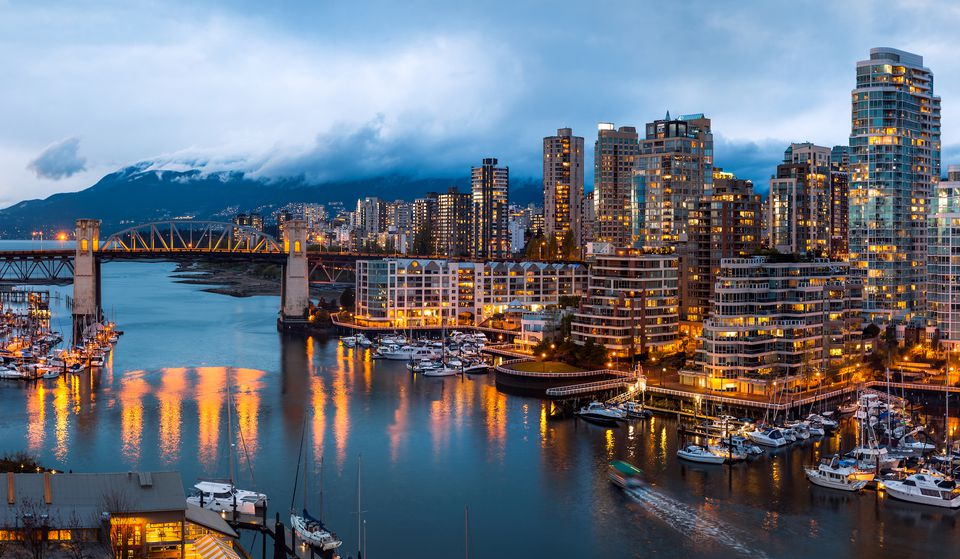 Vancouver Harbourfront