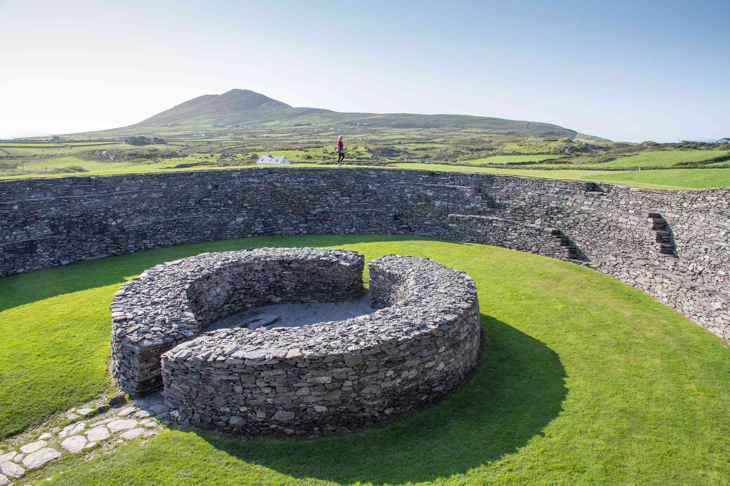 stone ring fort