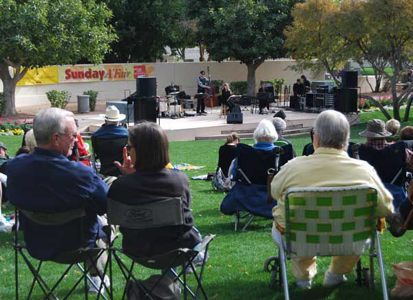 Free Concerts in Scottsdale