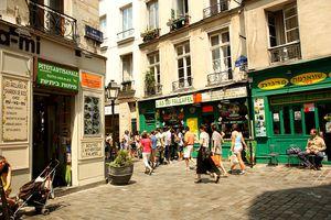 L'as du Fallafel in Paris