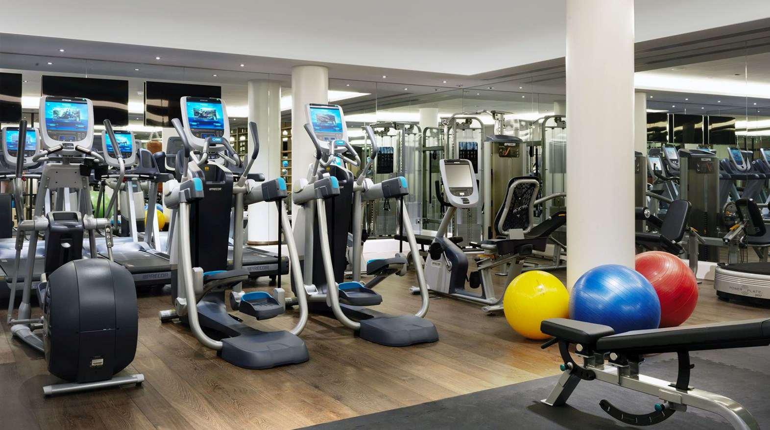 Firmdale Hotel gym