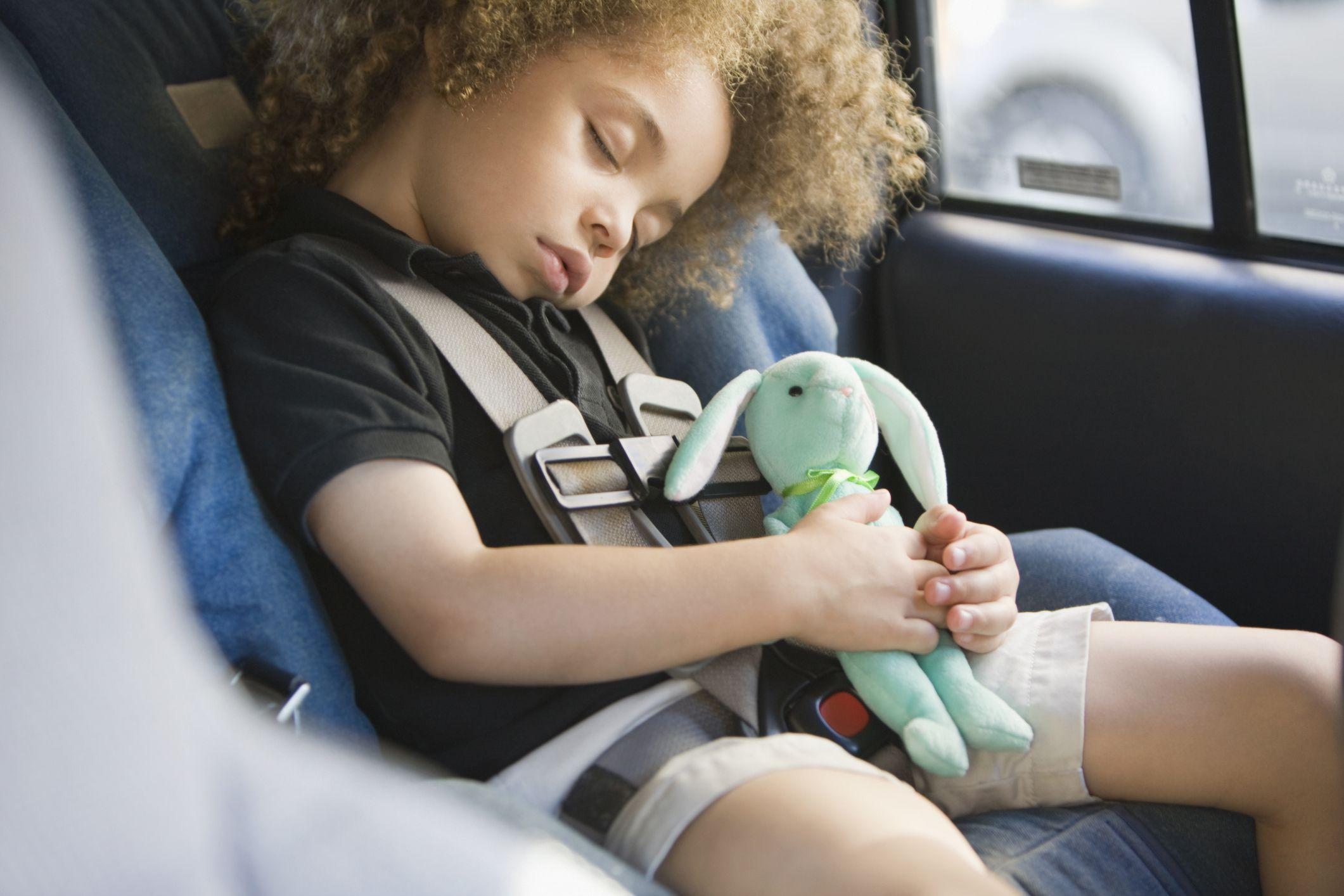 Oklahoma Child Car Seat Laws