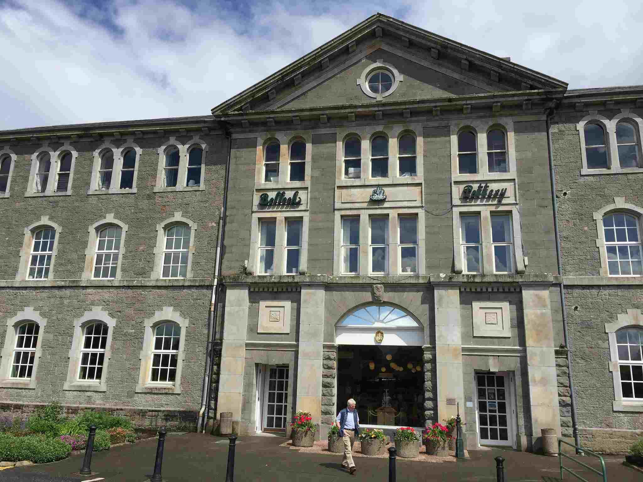 Belleek, Northern Ireland, United Kingdom Belleek Potery
