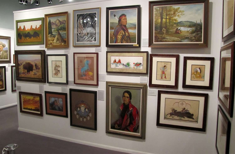 Community Fine Arts Center in Rock Springs