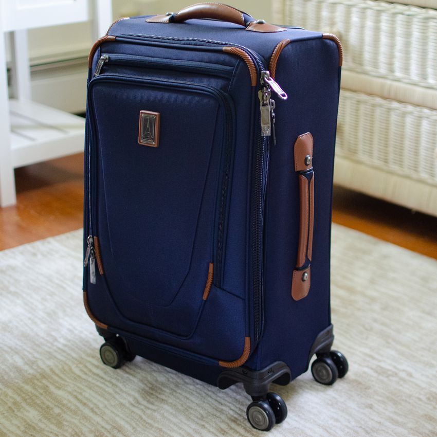 """Travelpro Crew 11 21"""" Expandable Spinner Suiter"""