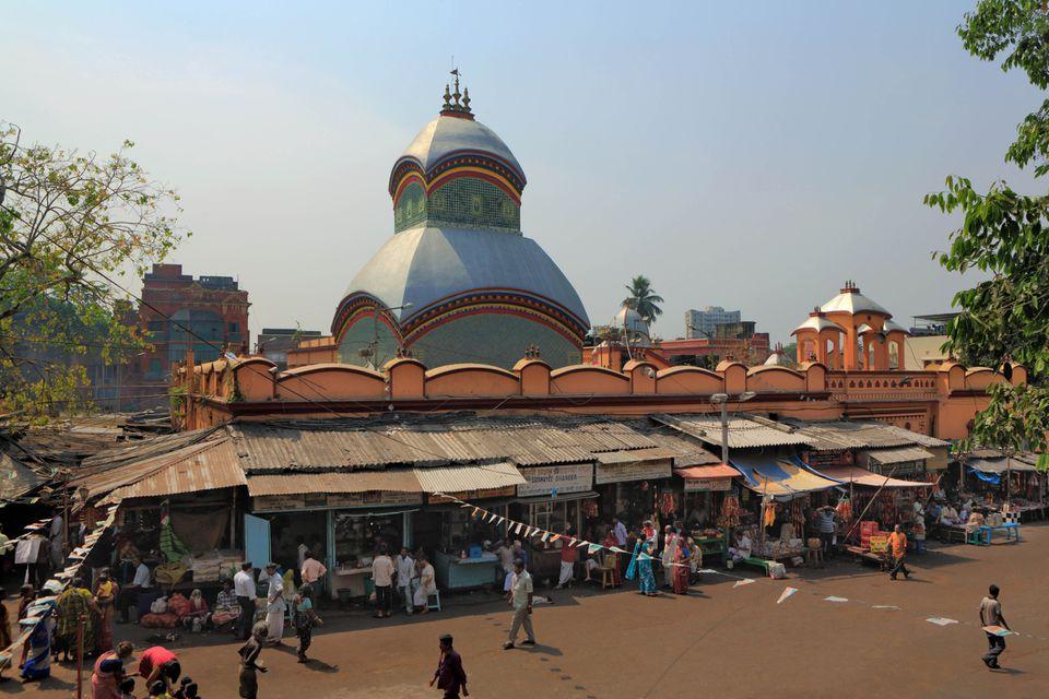 Kalighat temple, Kolkata.