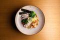 Tan Tan Noodle Dish
