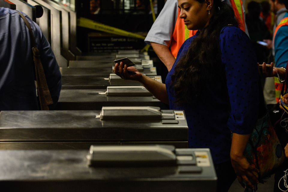 NYC Commuters Begin 'Summer Of Hell' As Penn Station Begins Major Track Repairs