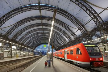 How to Get From Berlin to Prague by Train