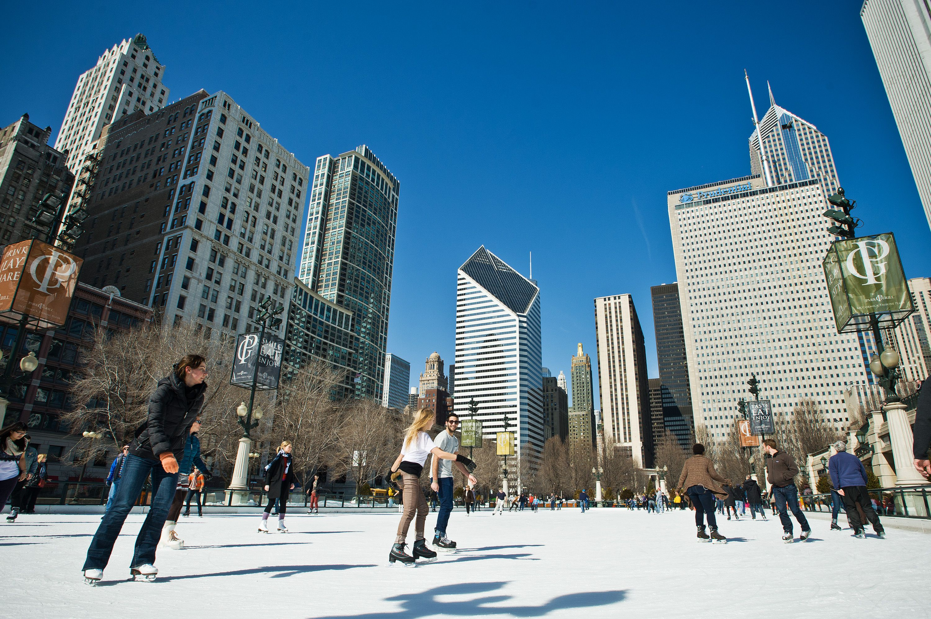 chicago weather january 2020