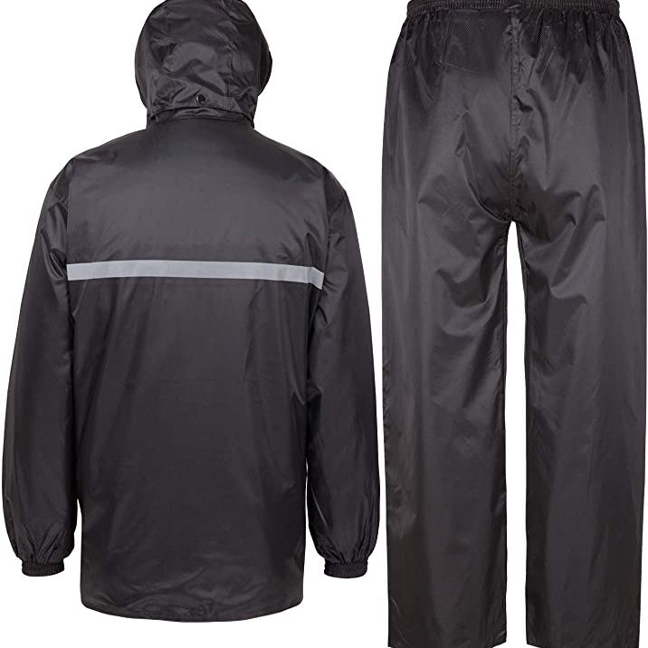 Swisswell Men's Rain Suit