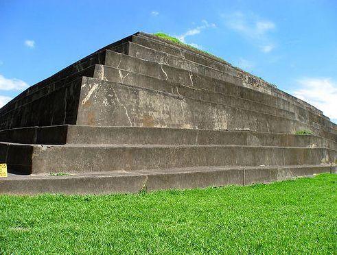 The Tazumal Ruins of El Salvador